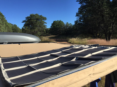 PowerFilm 90W Folding Solar Panel