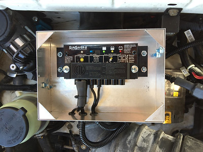 4Runner Solar Controller