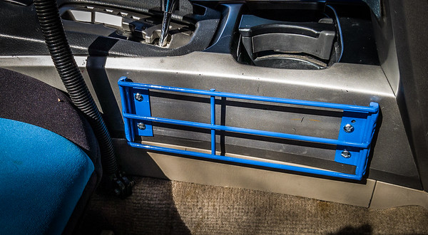 4 Runner Center Console Molle Rack