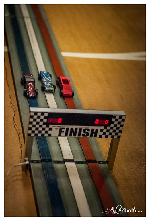 The Race In Threes