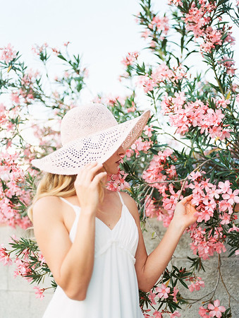 SUMMER BRIDAL HAT