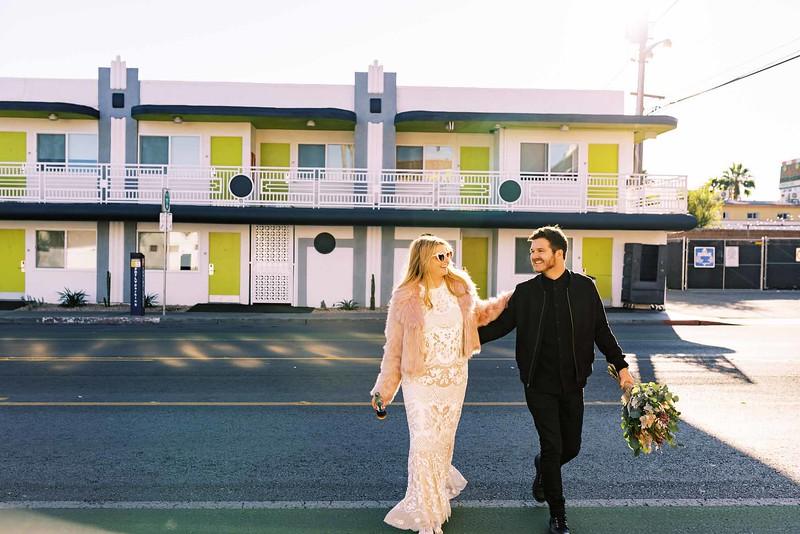 FUN DOWNTOWN LAS VEGAS ELOPEMENT with KRISTEN KAY PHOTOGRAPHY | #elopement #downtown #lasvegas