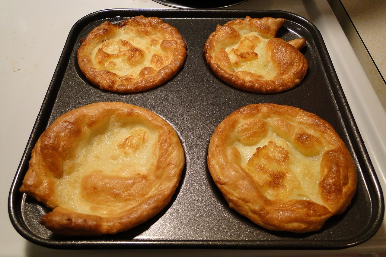 Chiyoko's Homemade Yorkshire Puddings!