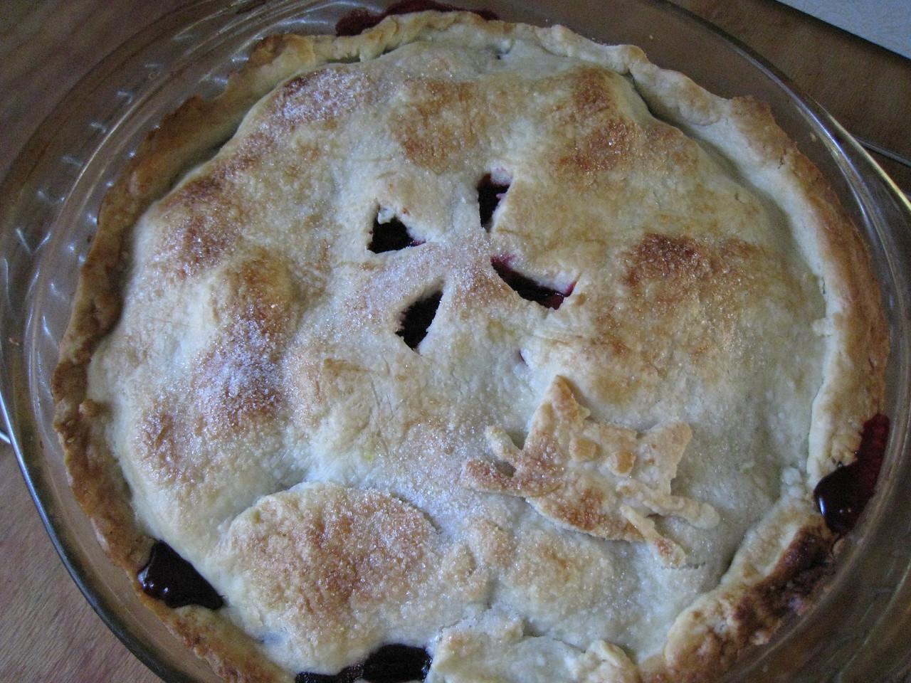 Marion Berry Pie