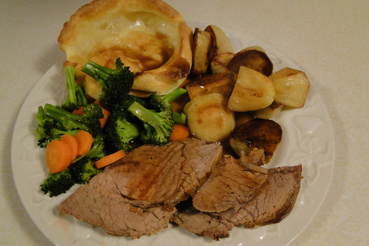 Nothing like a good Sunday Roast!