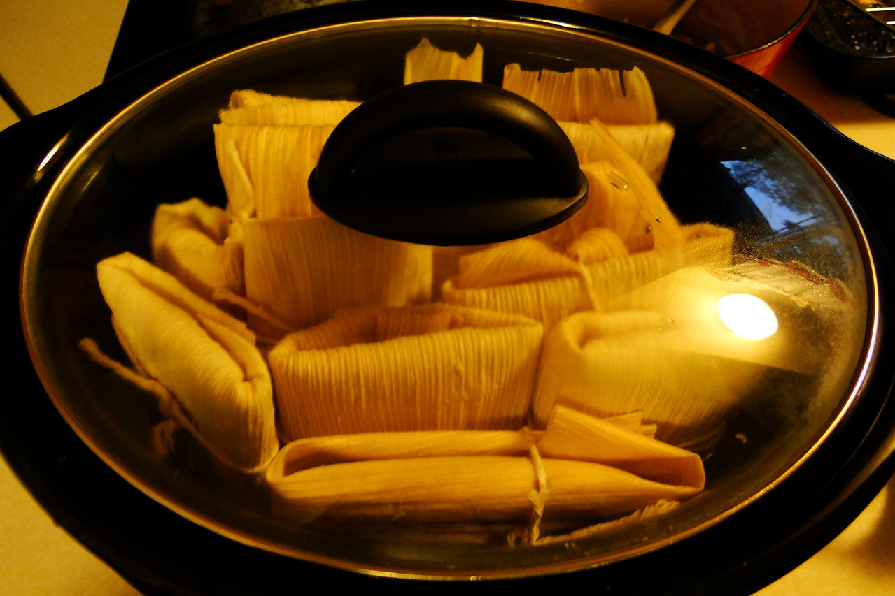 Chiyoko's Tamales