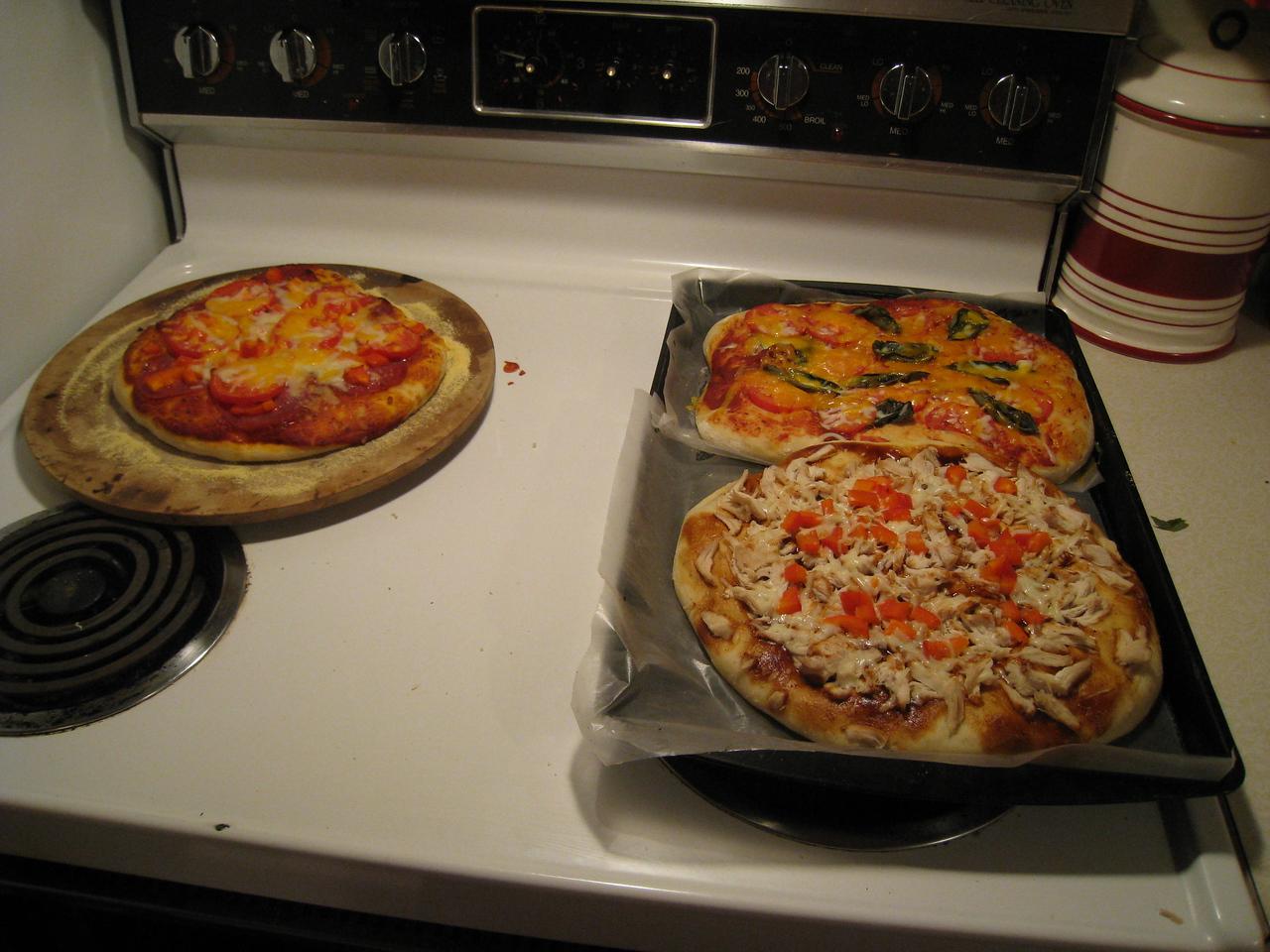 Chiyokos Home Made Pizza