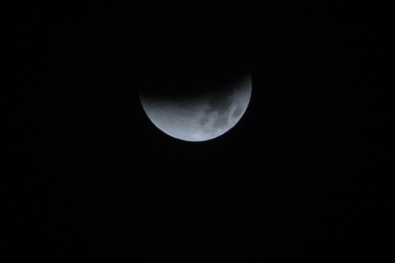 Lunar Eclipse December 10th 2011