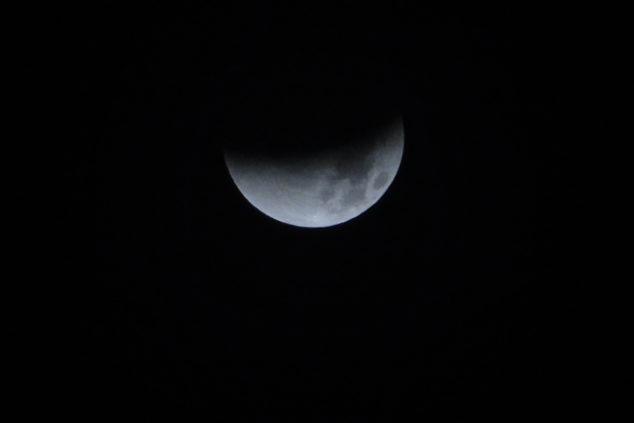 Lunar Eclipse December 10th 2011