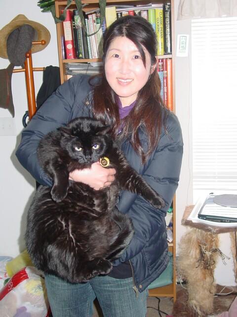 Chiyoko & Hannibal