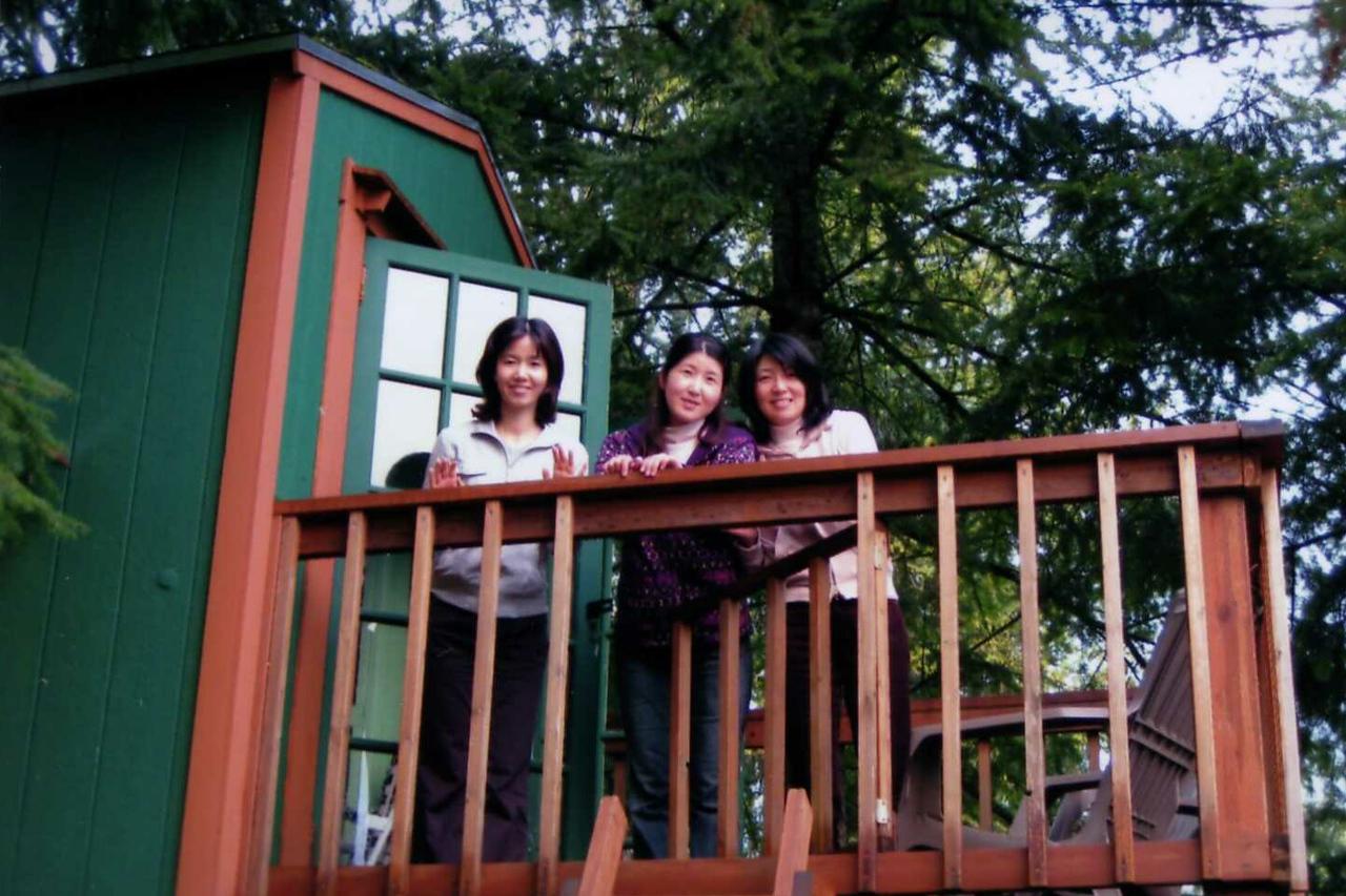 kumiko, Chiyoko & Naomi [Kumiko's photo]