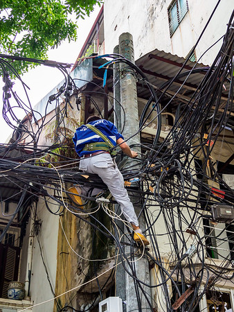 Electricity: a challenge in Vietnam!