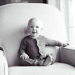 Baby H at 1-year old