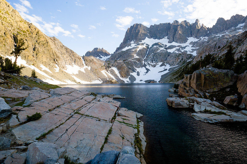 Iceberg Lake (July 2016)