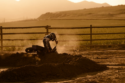 Blowing Out The Berm