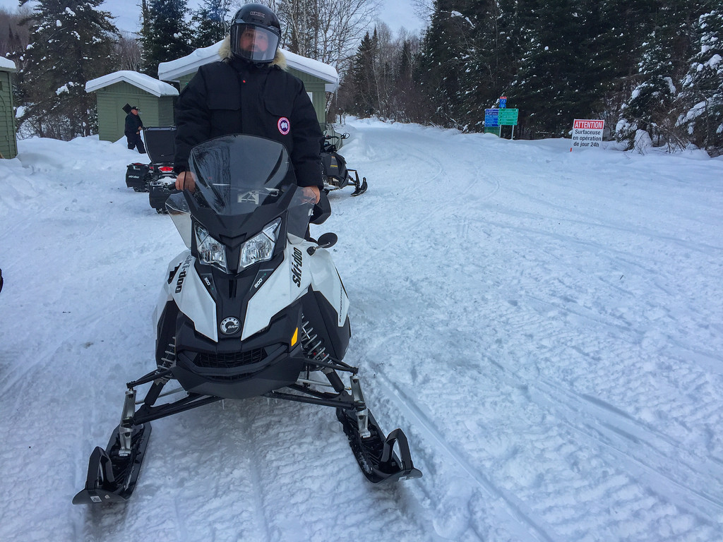 See you on the great snowmobile trails of Quebec