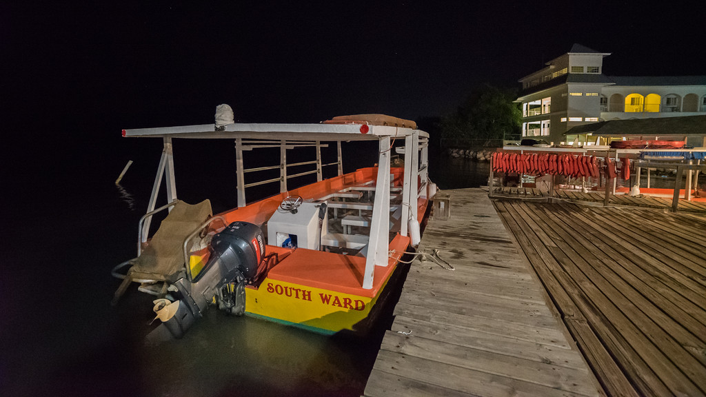 Your chariot awaits for the bioluminescence tour in Jamaica