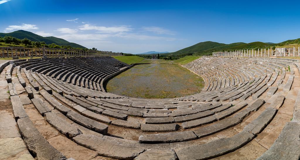 ancient city messene stadium