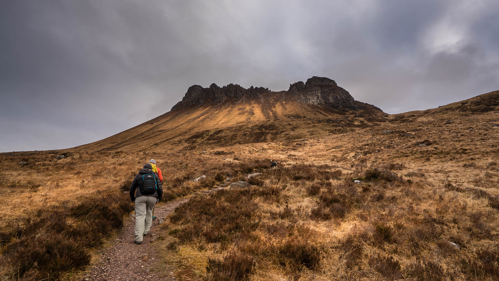 North Coast 500 Guide: Go hiking around Ullapool