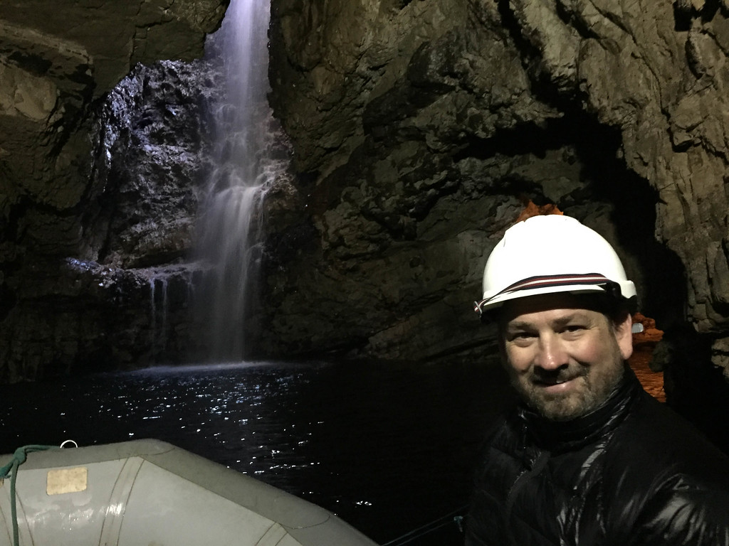 Tour the Smoo caves with Colin!