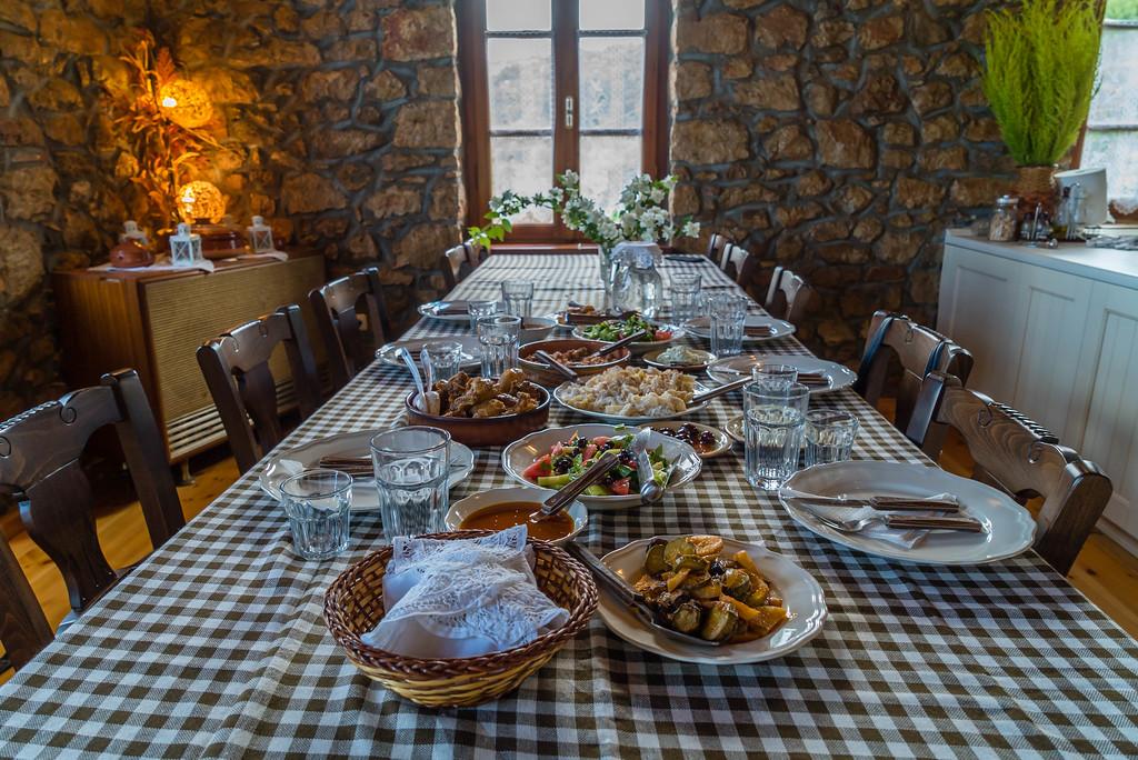Costa Navarino Food
