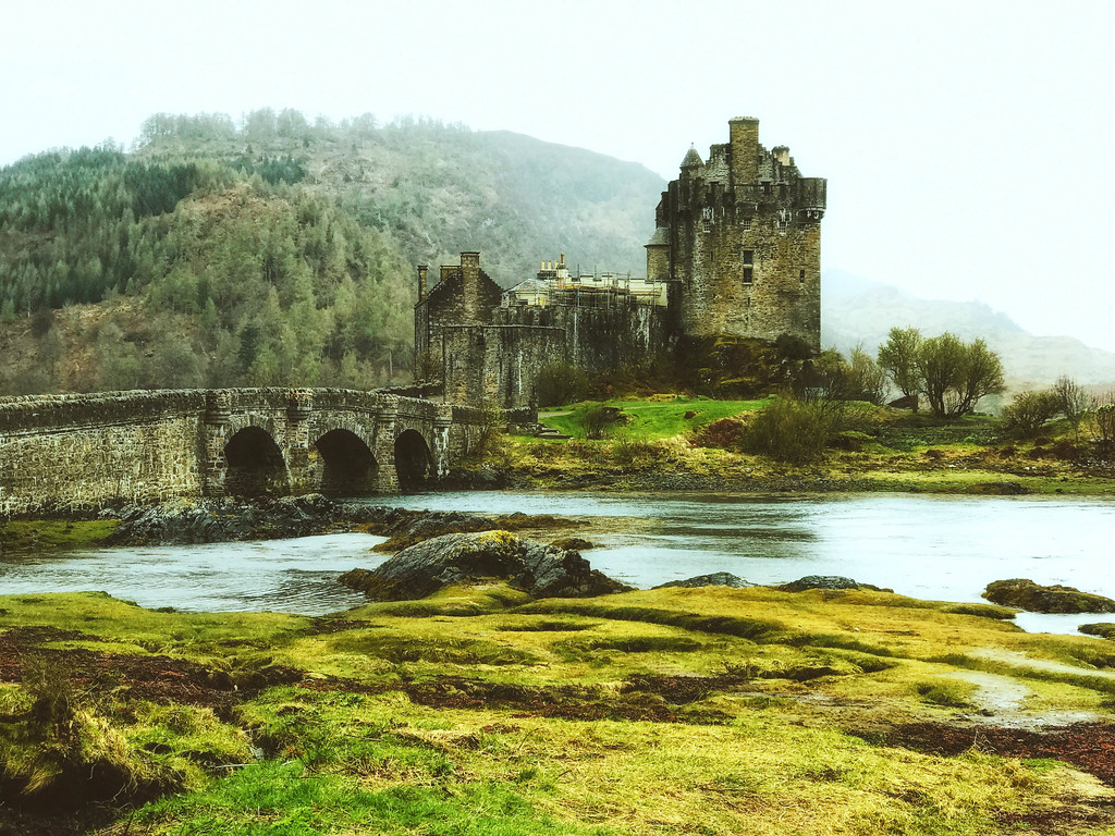 North Coast 500 Guide: Visit Eilen Donan Castle
