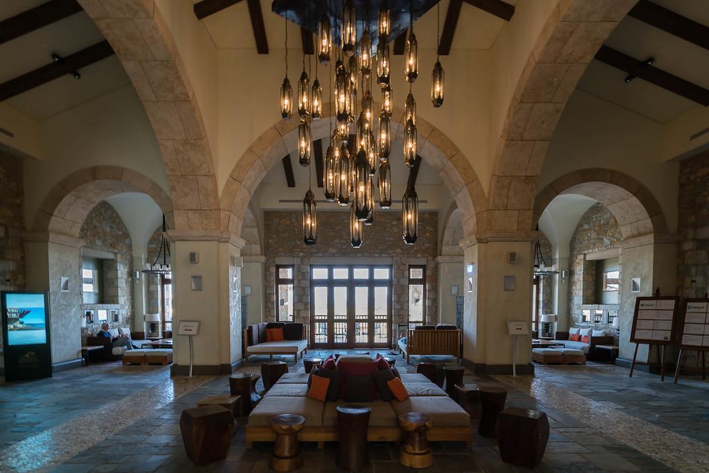 Costa Navarino Lobby