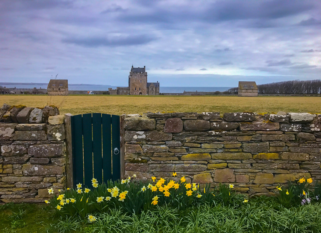 North Coast 500 Guide: Visit Ackergill Tower