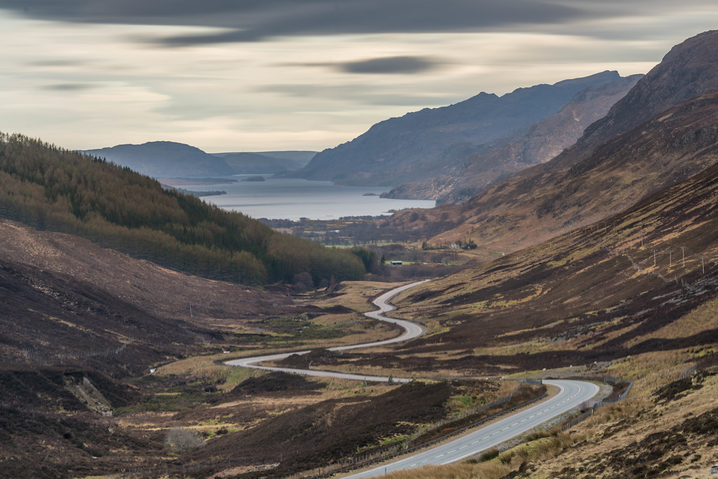 North Coast 500 Guide: Visit the Klinlochewe Viewpoint