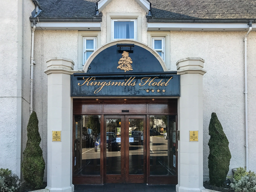 kingsmills hotel inverness accommodation on NC 500