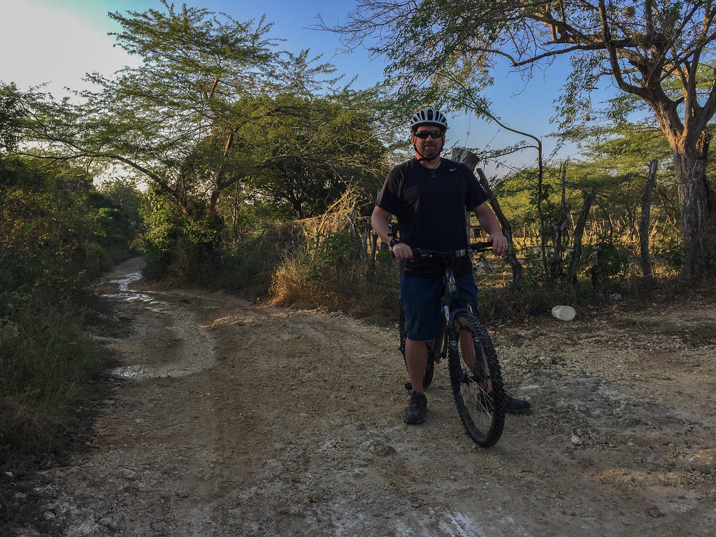 Cycling in Jamaica
