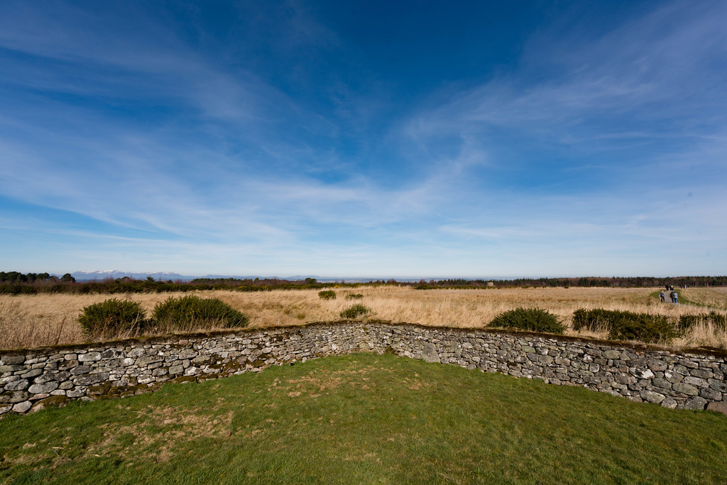 The Culloden Battlefield on the North Coast 500