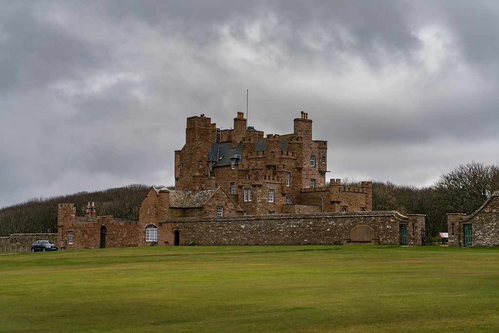 Don't miss the Castle of May on the North Coast 500