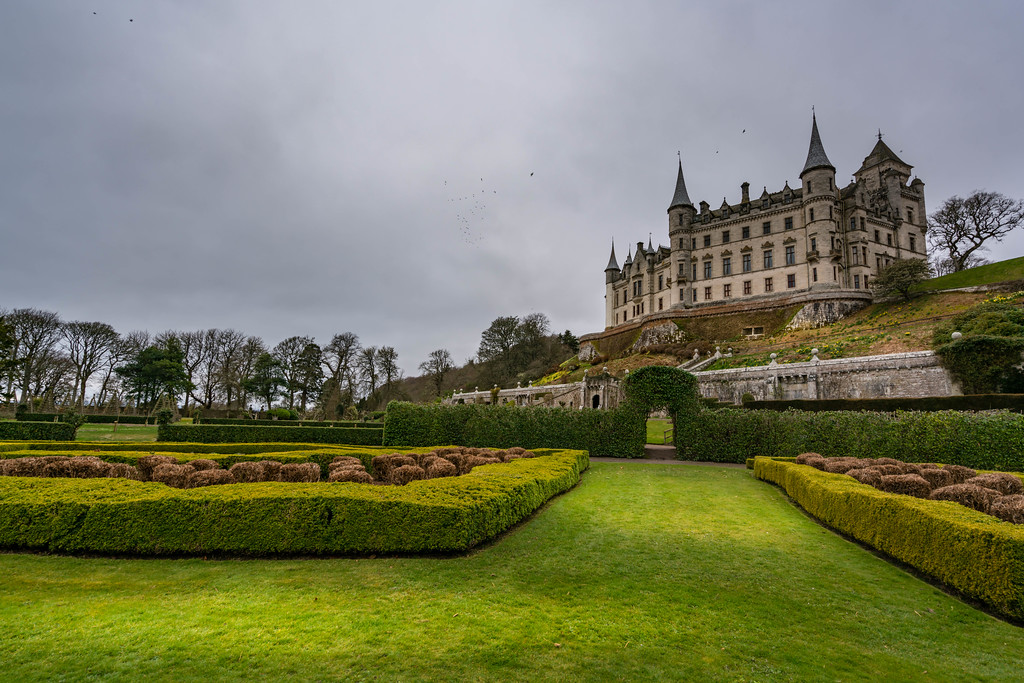 North Coast 500 Guide: Visit Dunrobin Castle
