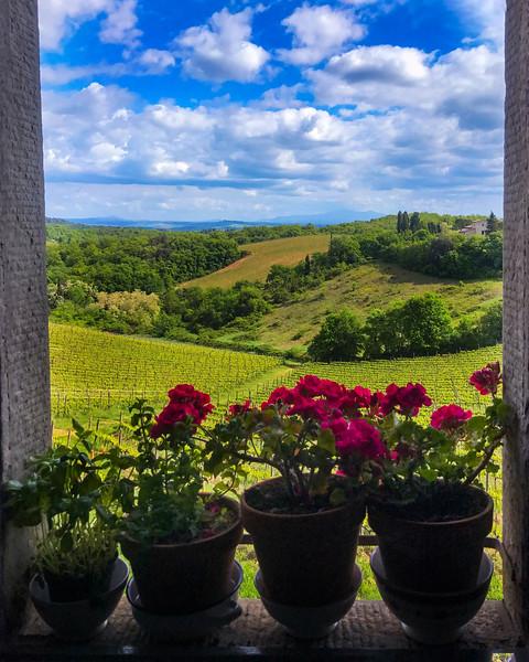 tuscany kitchen