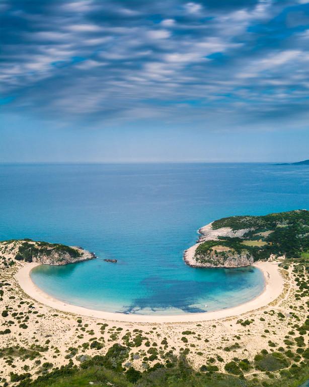 Beautiful beaches of Costa Navarino