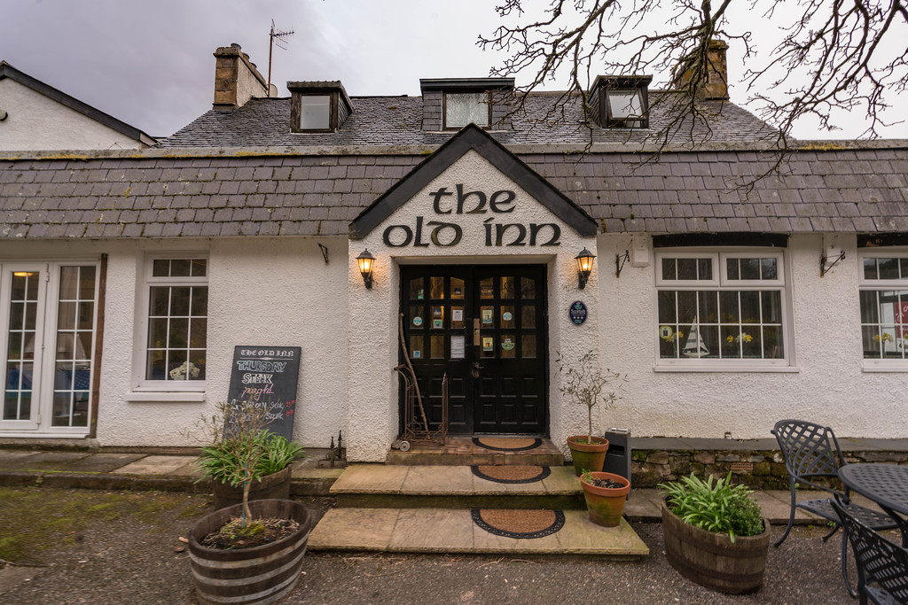 Take in the history at The Old Inn