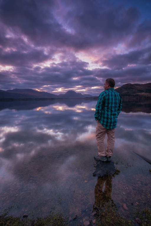 North Coast 500 Guide: Don't miss sunrise at Loch Maree