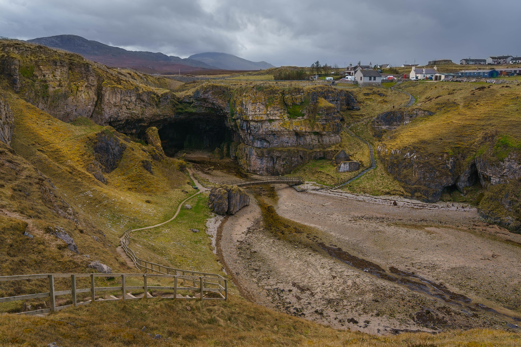 North Coast 500 Guide: Visit Smoo Caves