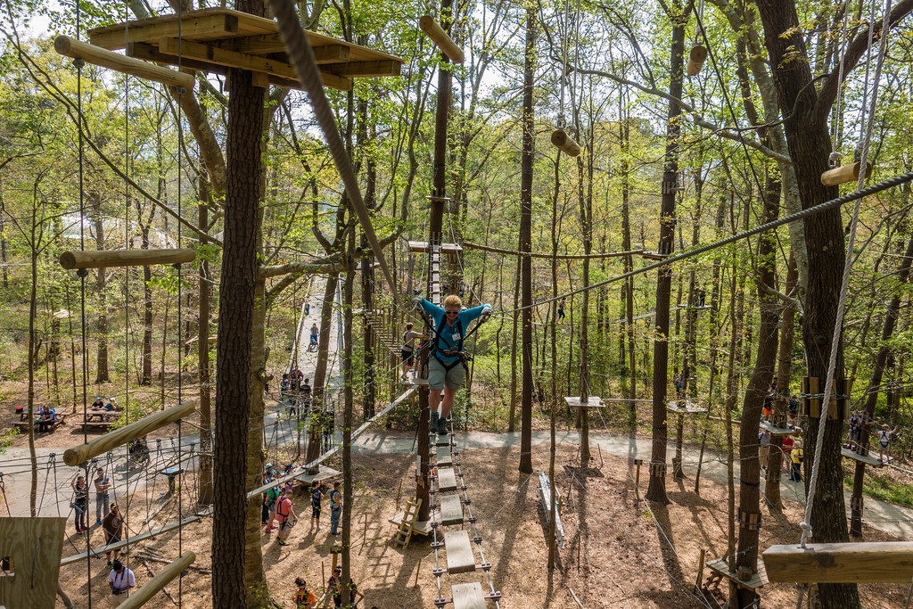 Things to do in Virginia Beach: Take a spin at the Adventure Park