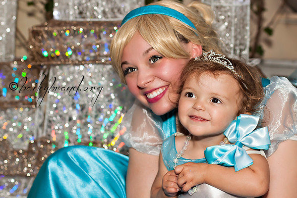 Cinderella Birthday Portraits
