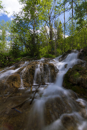 Big Hill Springs Waterfall