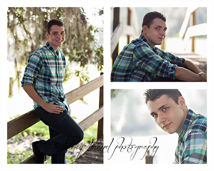 Professional Senior Portraits
