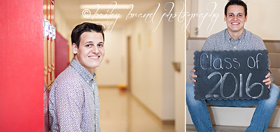 Professional Senior Portraits