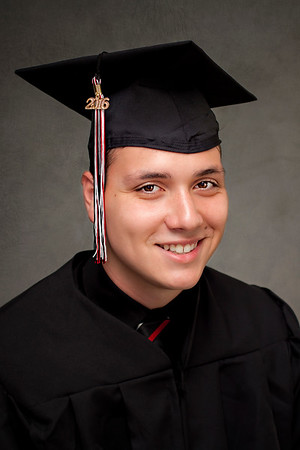 Professional Senior, Cap and Gown,  Portraits