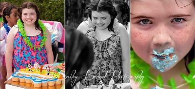 Professional Birthday Party Portraits