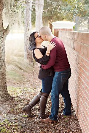 Professional Engagement Portraits