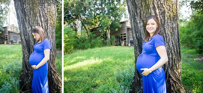 Maternity:  The Crane Family