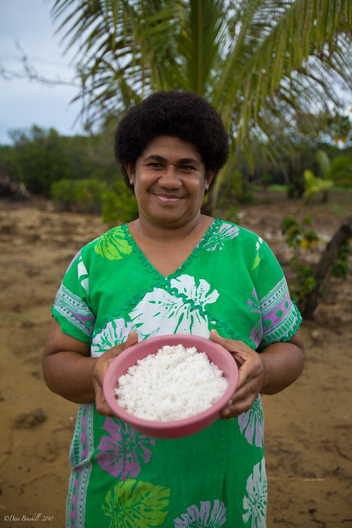 what to do in Fiji salt factory visit