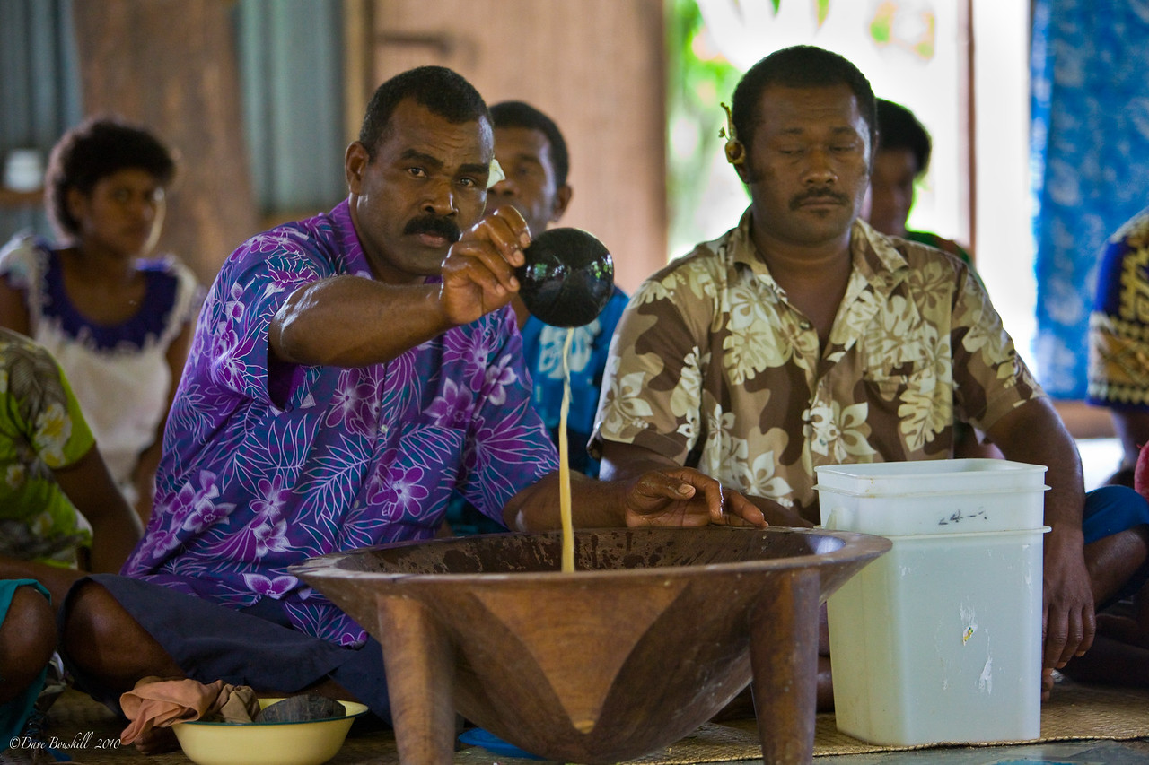 what to do in fiji - Kava Ceremony Fiji